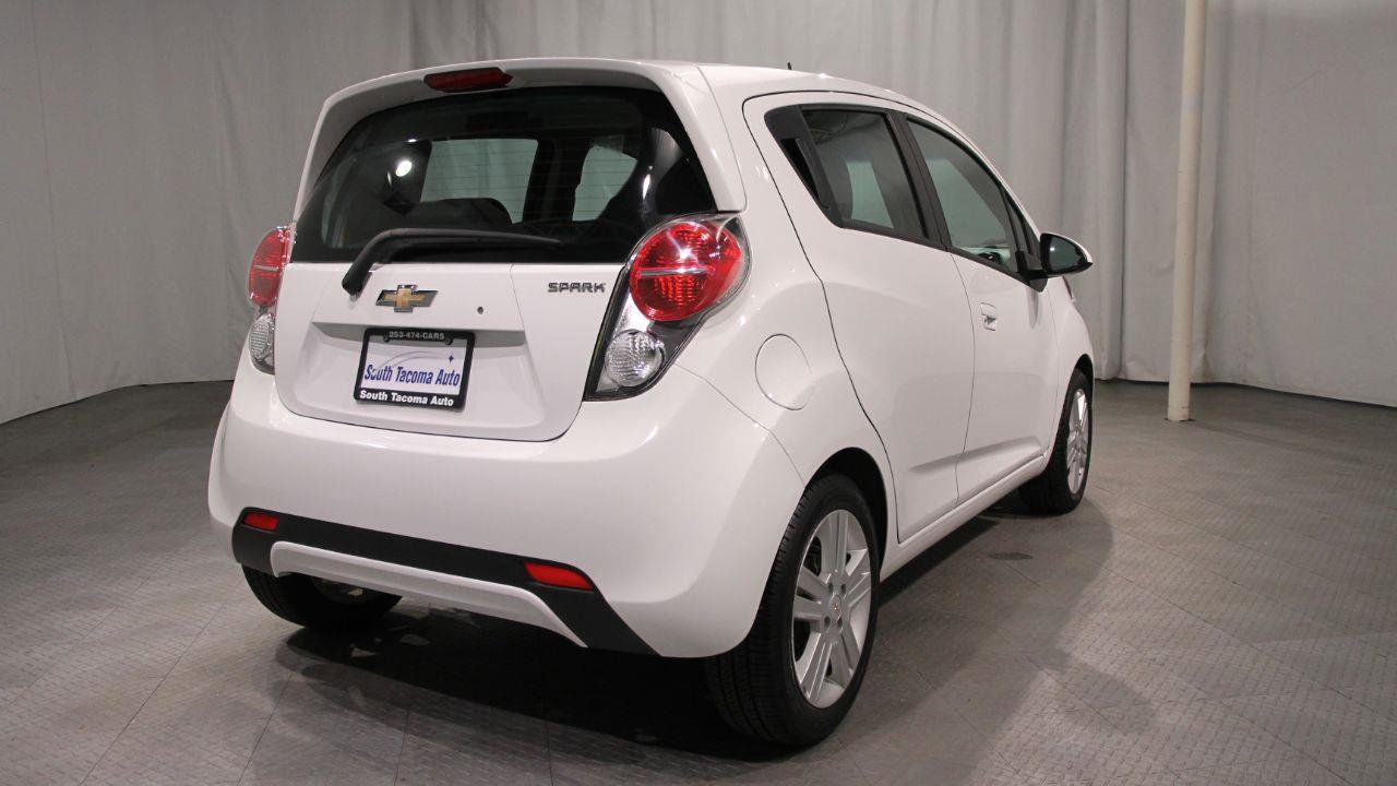 Used 2015 Chevrolet Spark in Tacoma, WA