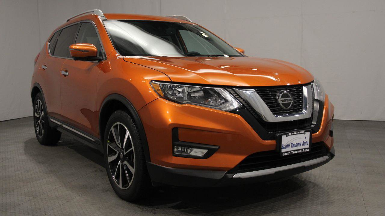 Used 2019 Nissan Rogue in Tacoma, WA