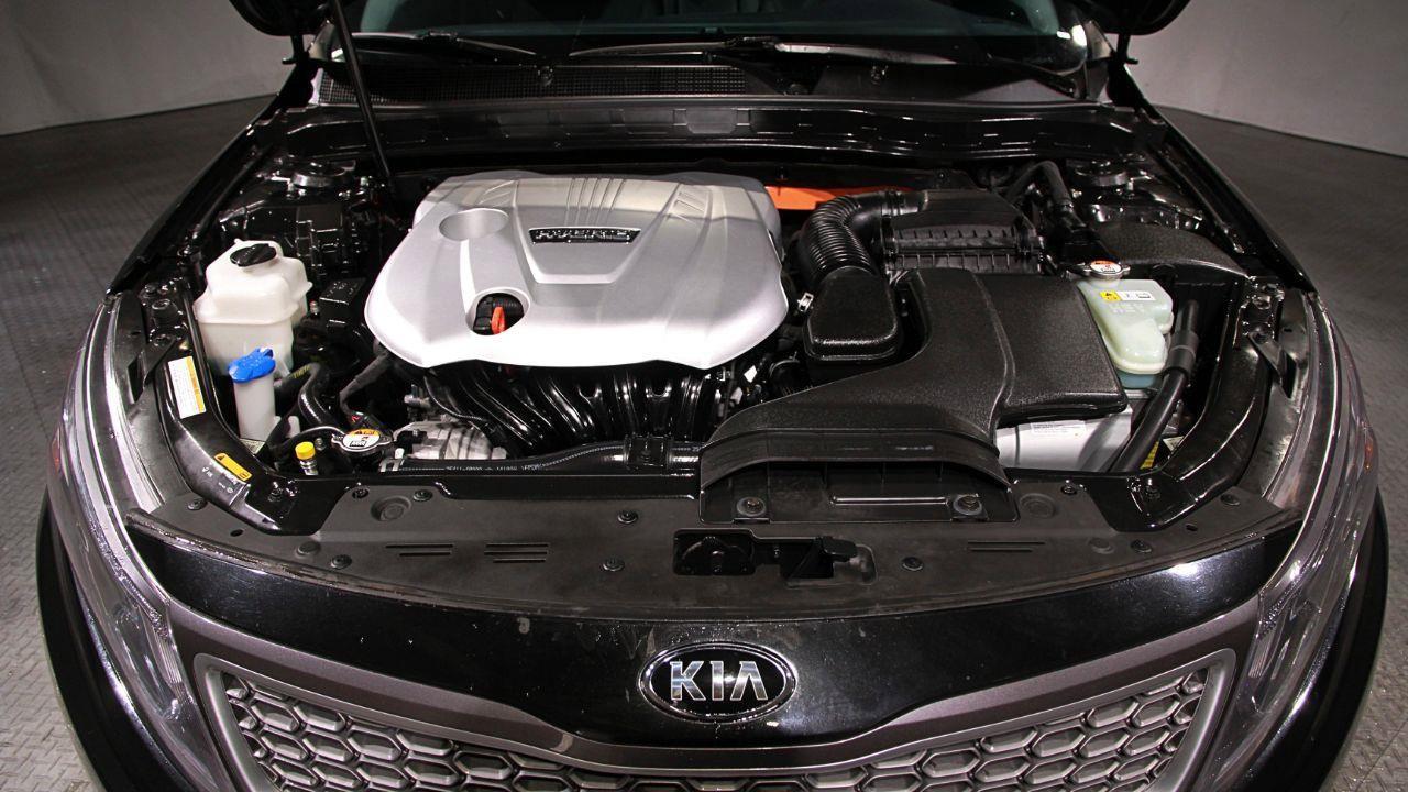 Used 2015 KIA Optima Hybrid in Tacoma, WA