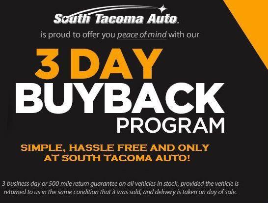 Used 2015 Chevrolet Spark in Tacoma, WA
