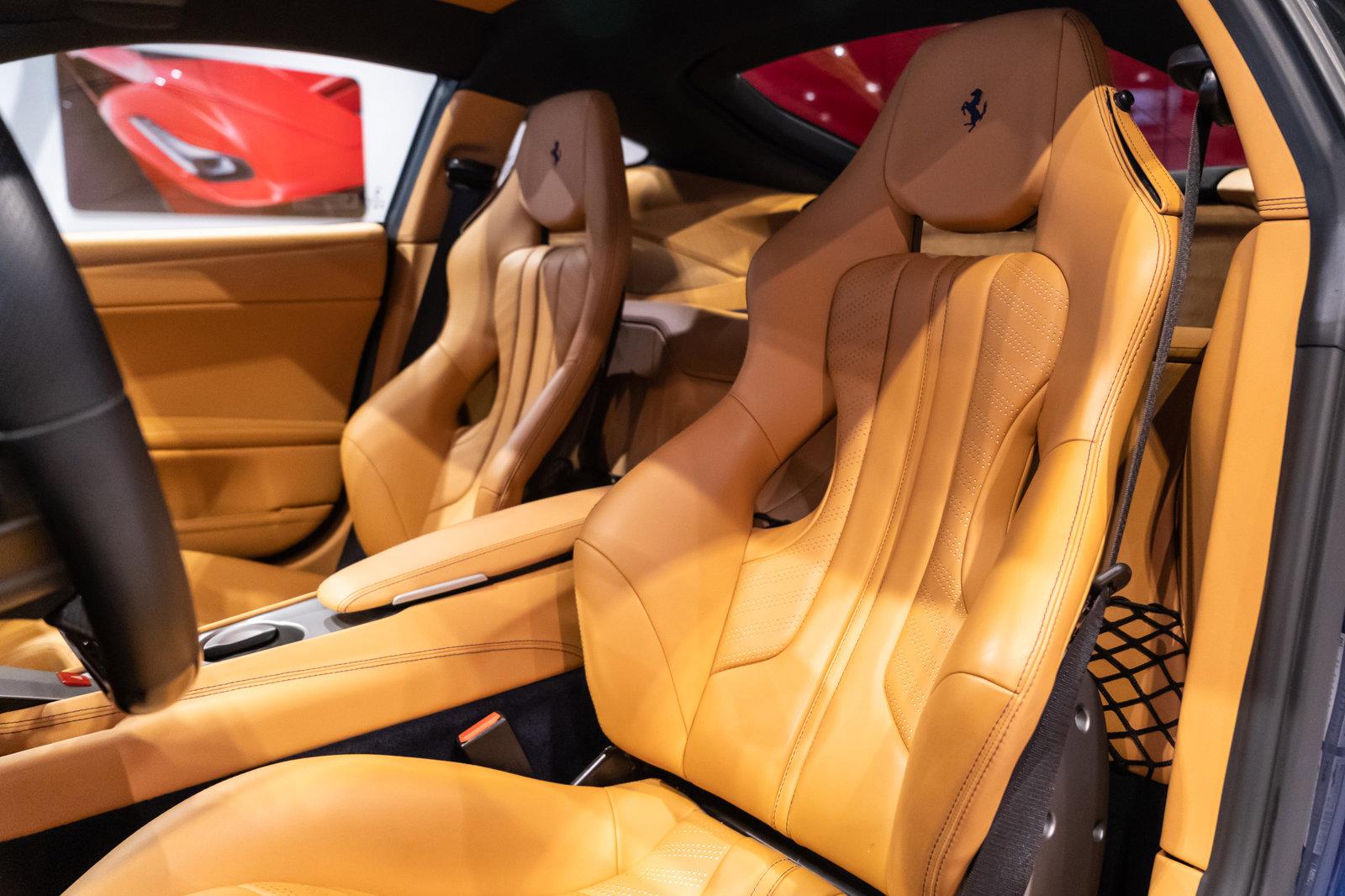 Certified Pre-Owned 2015 Ferrari F12berlinetta