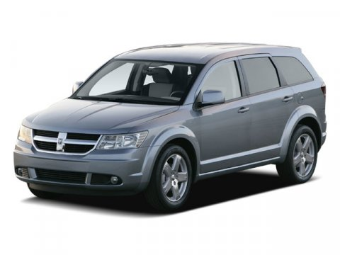 Tothego - Stone White 2009 Dodge Journey Sx..._1