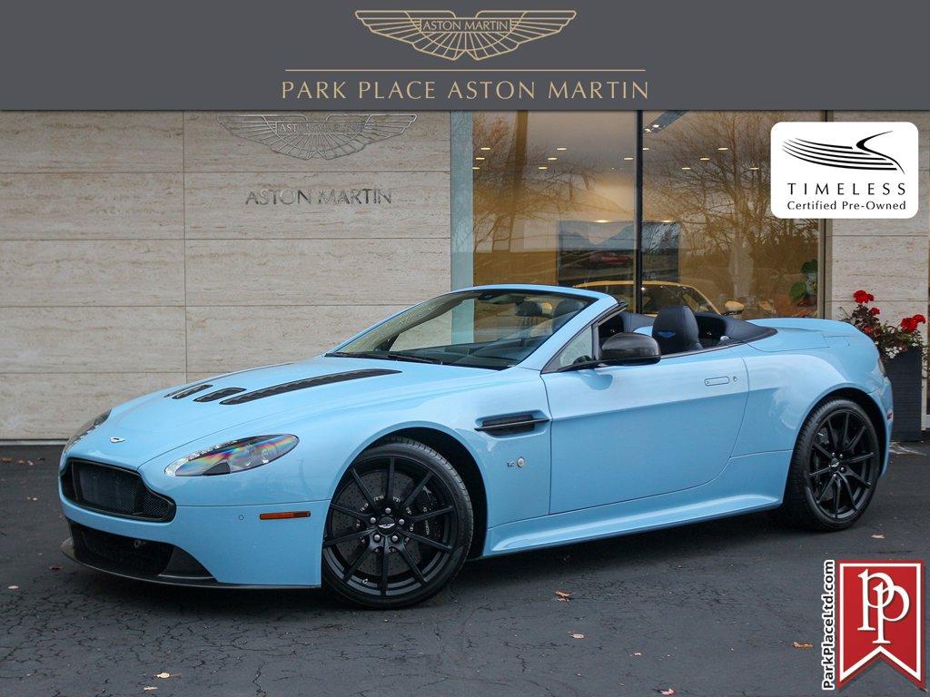 2017 Aston Martin Vantage S Roadster