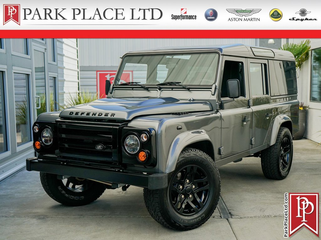 1993 Land Rover Defender 110 Osprey Custom