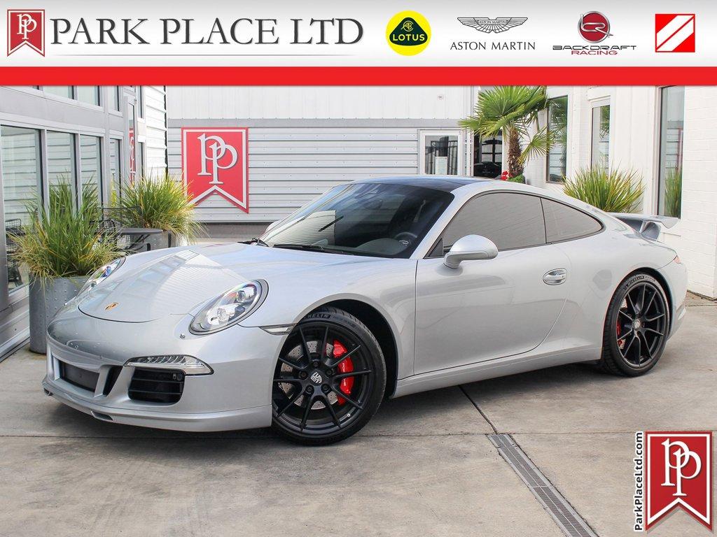 2014 Porsche 911 Carrera S