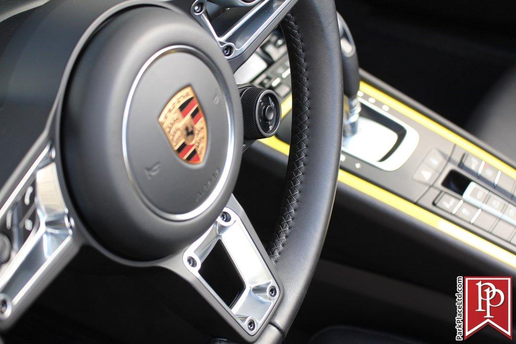 2017 Porsche 911 Turbo S Cabriolet