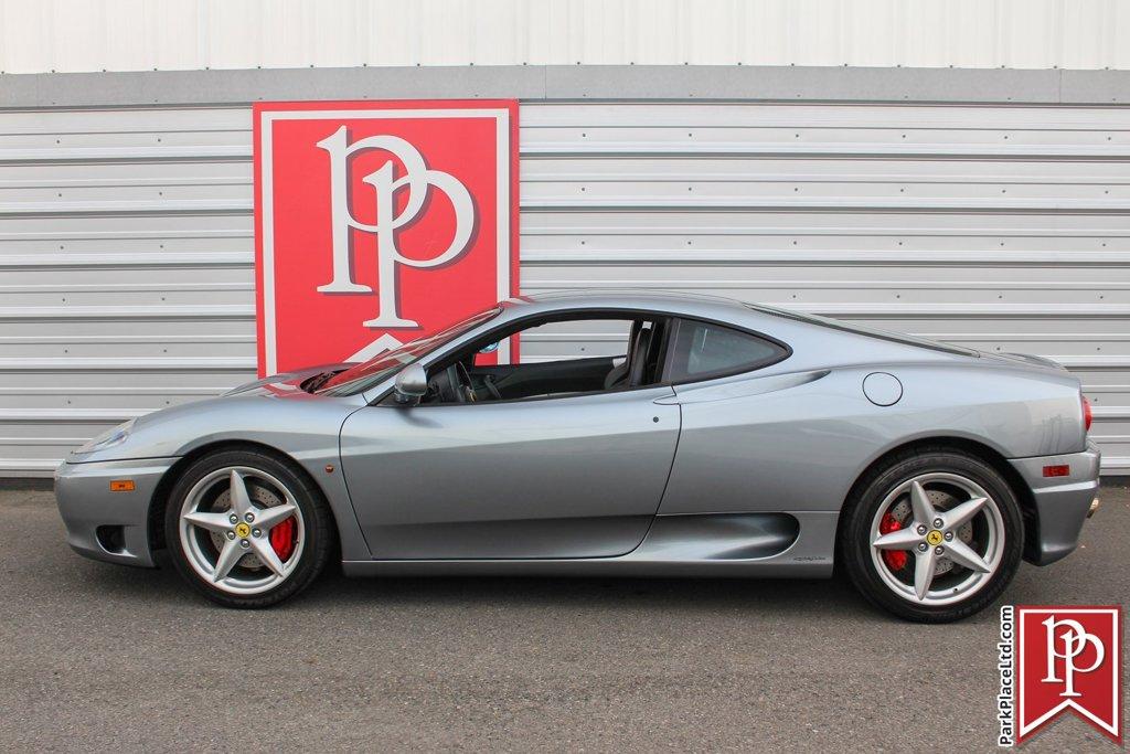 1999 Ferrari 360 F Modena