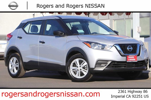 used 2020 Nissan Kicks Imperial Valley