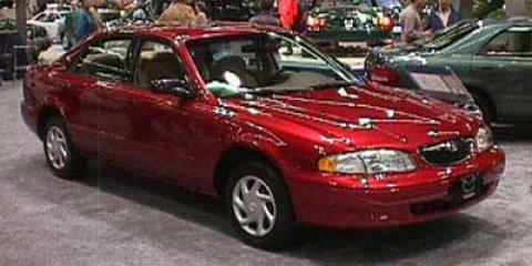 1998 Mazda 626 DX 4dr Car