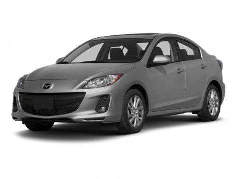 2013 Mazda Mazda3 i Sport 4dr Car FWD