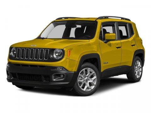used 2015 Jeep Renegade