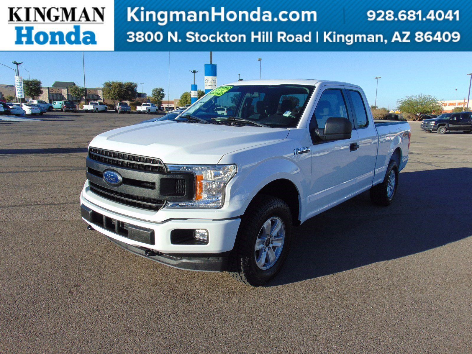 Special - 2018 Ford F-150