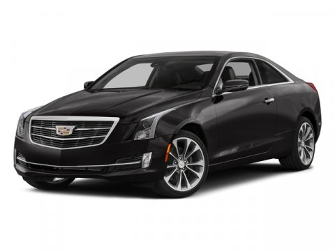 View Cadillac ATS Coupe details