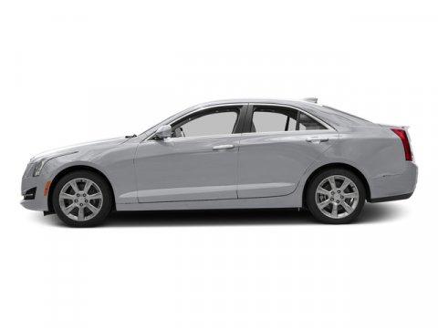 View Cadillac ATS Sedan details