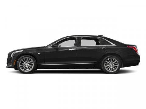 View Cadillac CT6 Sedan details