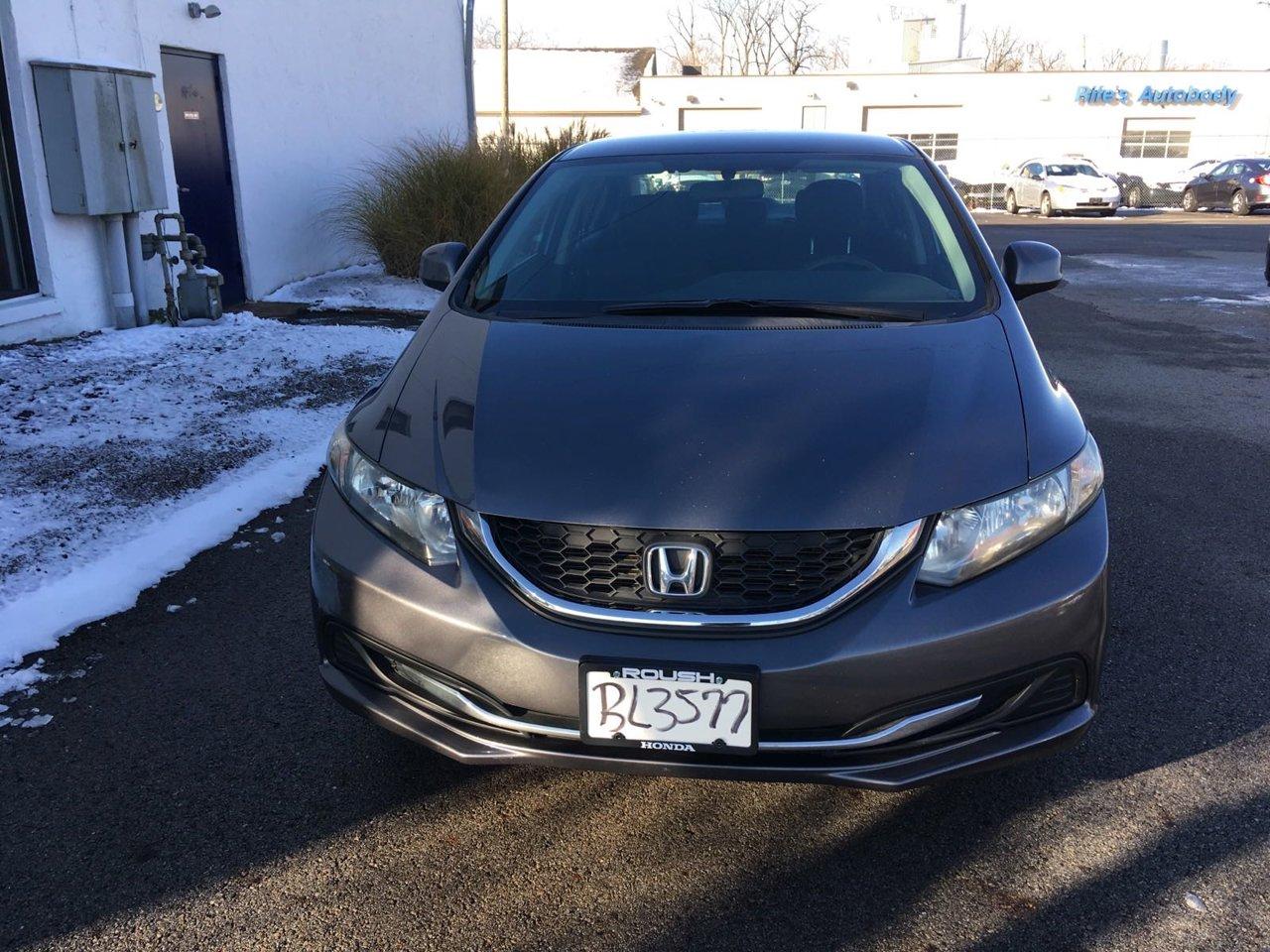 Used 2013 Honda Civic Sedan in Westerville, OH