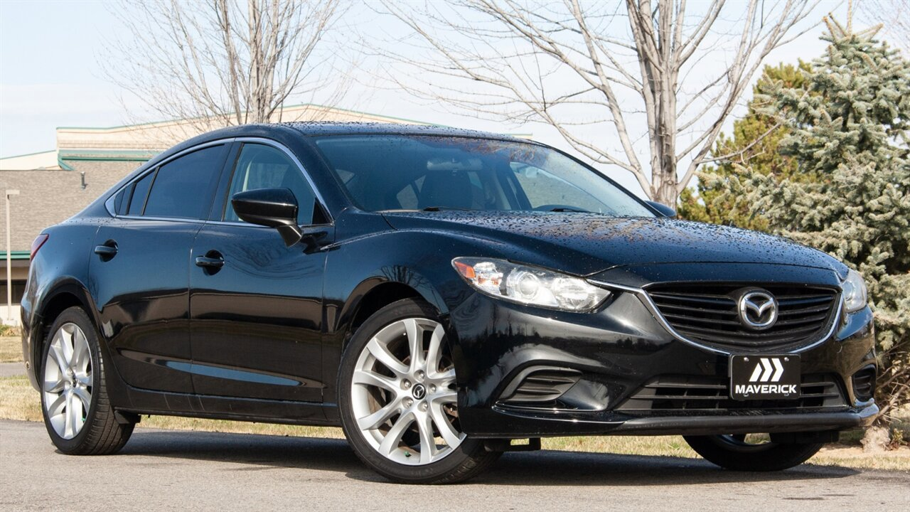 Used 2015 Mazda Mazda6 in Boise, IDss