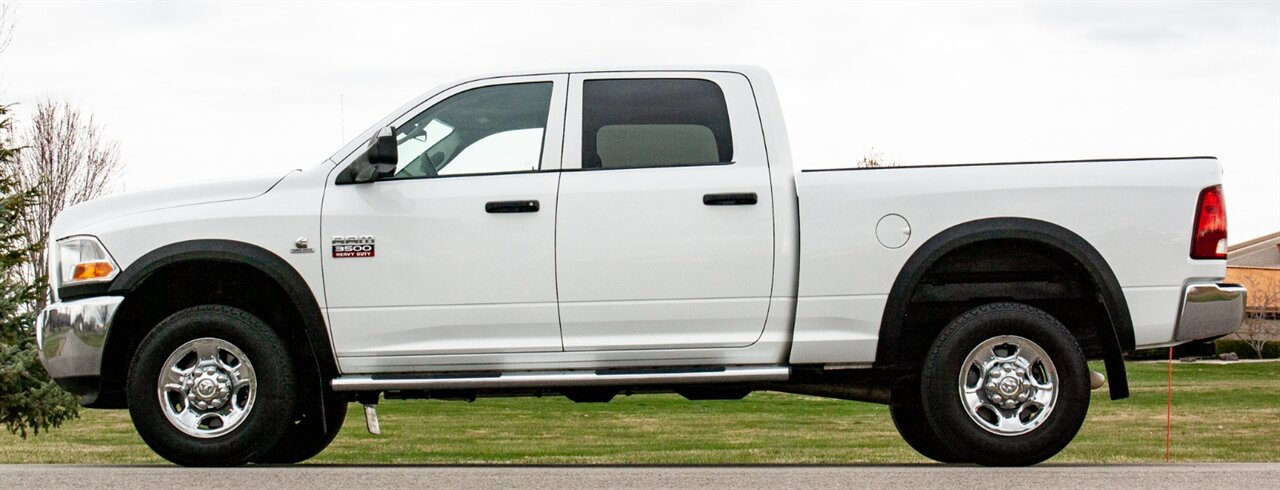 Used 2010 Dodge Ram 3500 in Boise, IDss