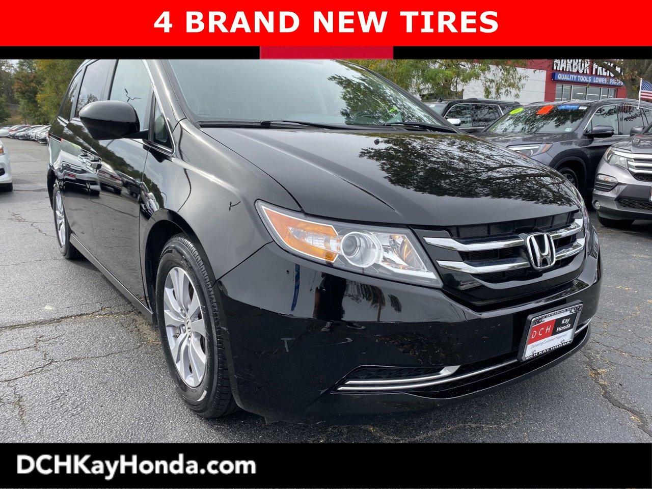Used 2016 Honda Odyssey in Eatontown, NJ