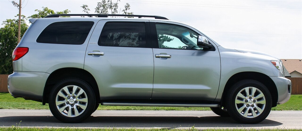 Used 2016 Toyota Sequoia in Boise, IDss