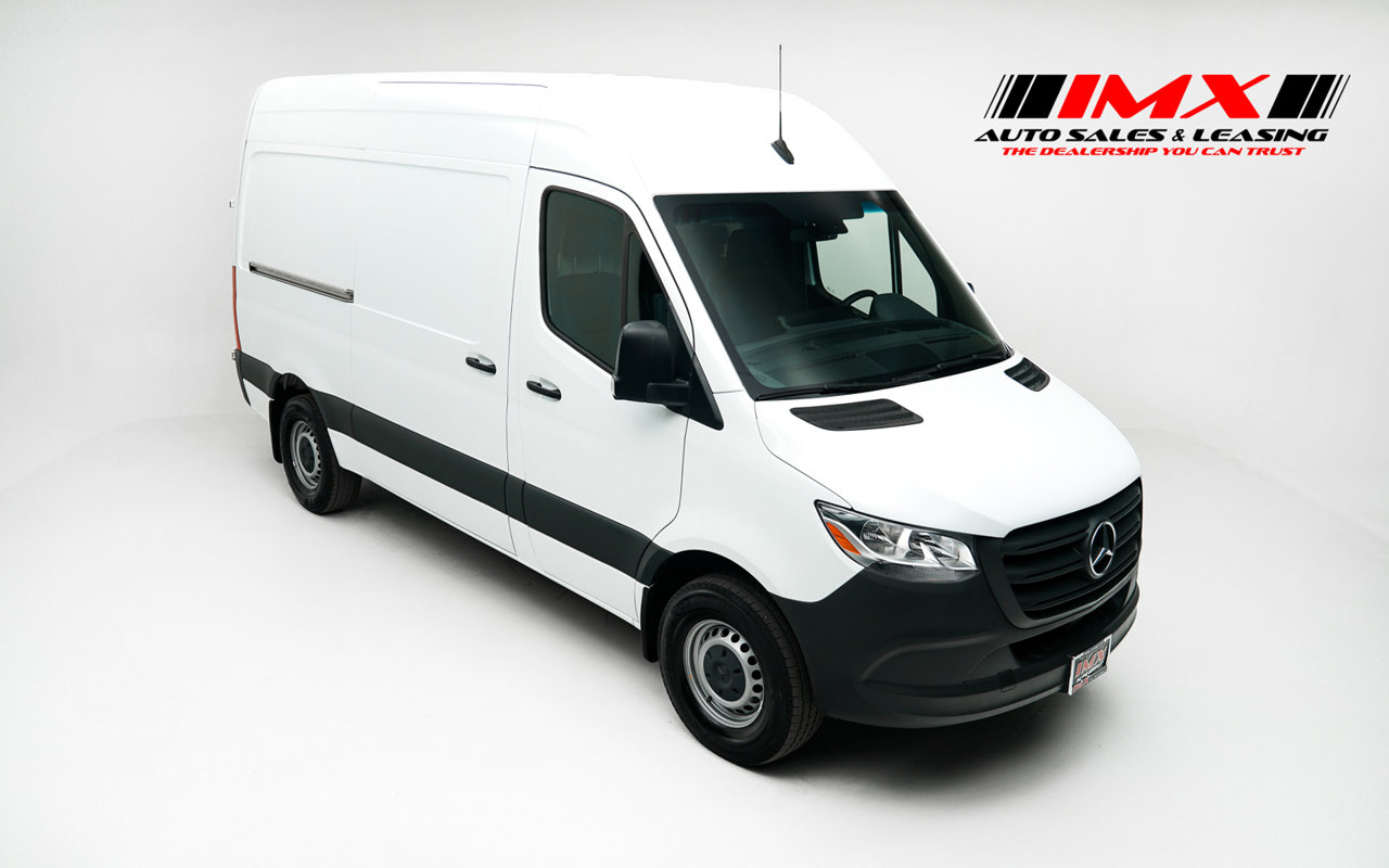 2019 Mercedes-Benz Sprinter Cargo Van 2500 Standard Roof V6 144″ RWD Intercooled Turbo Diesel V-6 3.0 L/182 [13]
