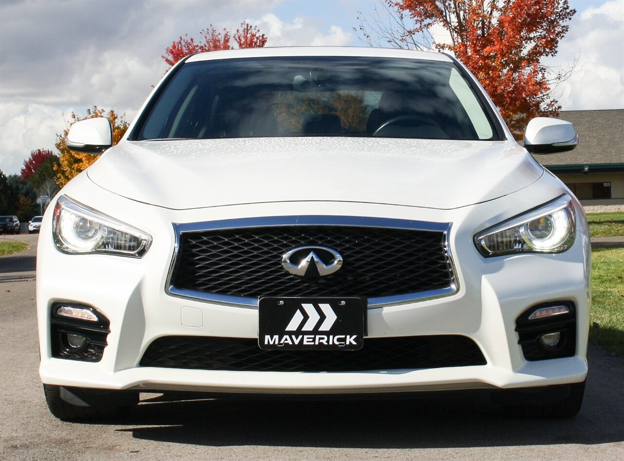 Used 2017 INFINITI Q50 in Boise, IDss