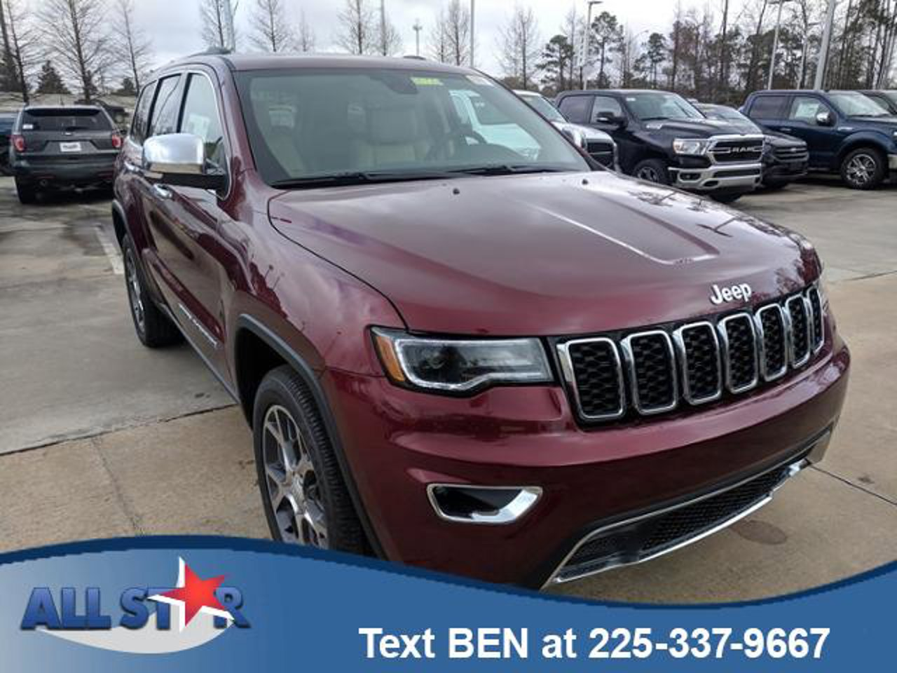 Jeep C Suv >> 2019 Jeep Grand Cherokee Limited 1c4rjebg9kc673706 All