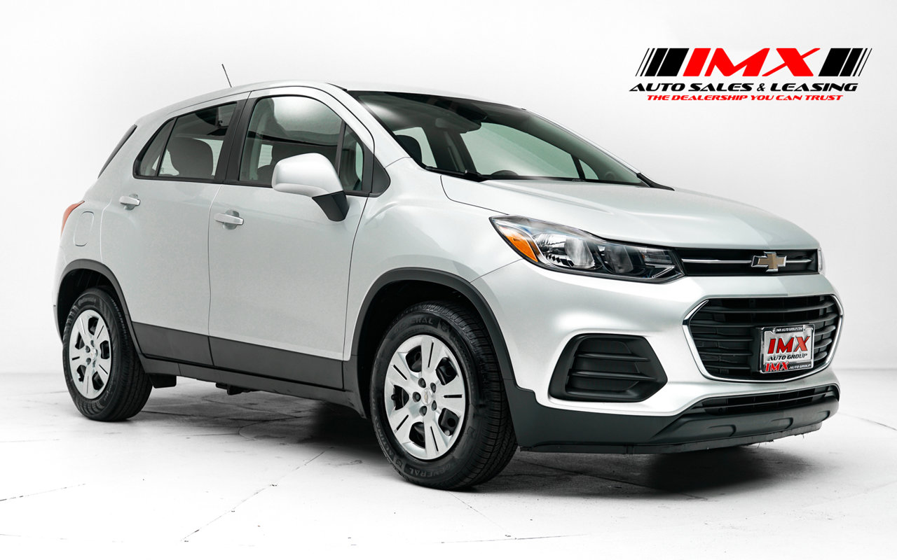 2019 Chevrolet Trax LS FWD 4dr LS Turbocharged Gas 4-Cyl 1.4L/83 [3]