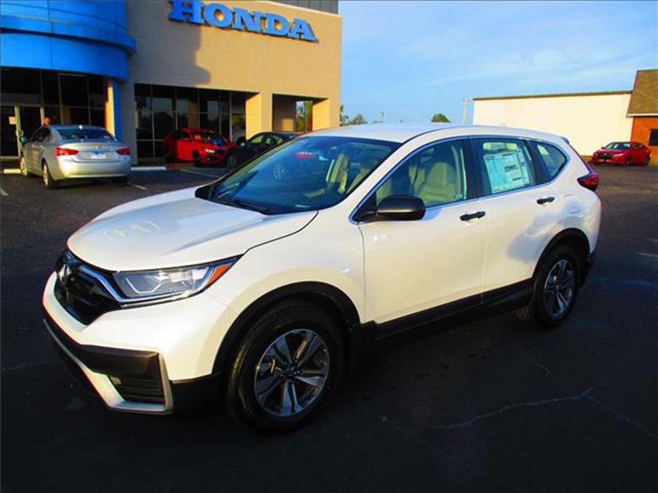 New 2020 Honda CR-V in Dothan, AL