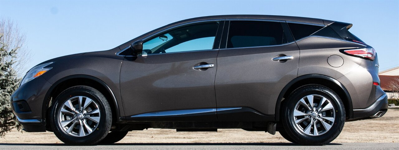 Used 2016 Nissan Murano in Boise, IDss