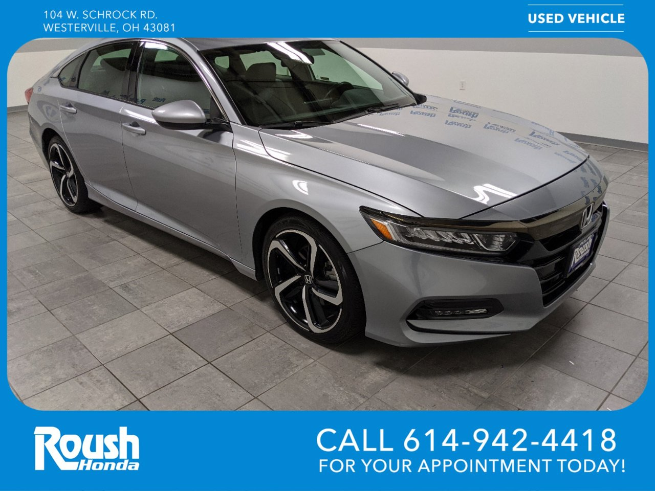 Used 2019 Honda Accord Sedan in Westerville, OH