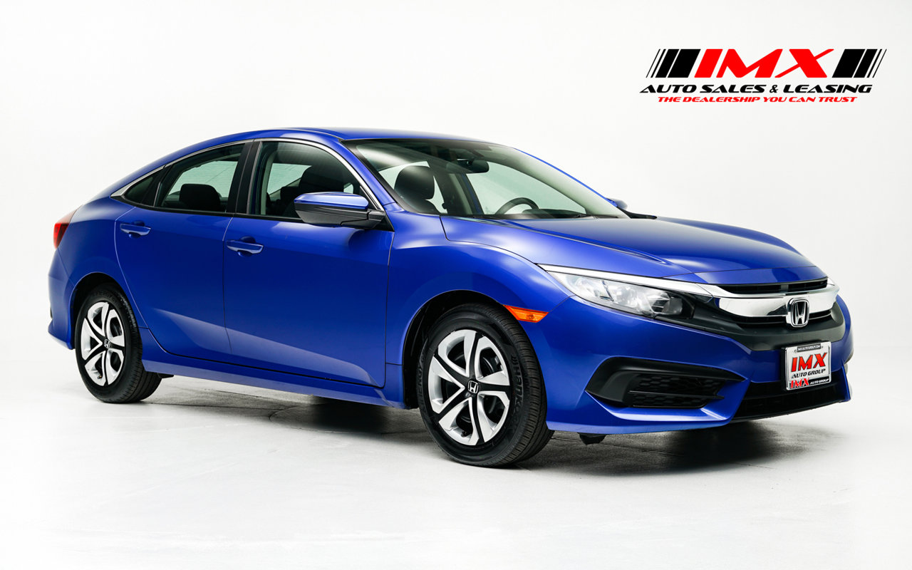 2018 Honda Civic Sedan LX LX CVT Regular Unleaded I-4 2.0 L/122 [1]