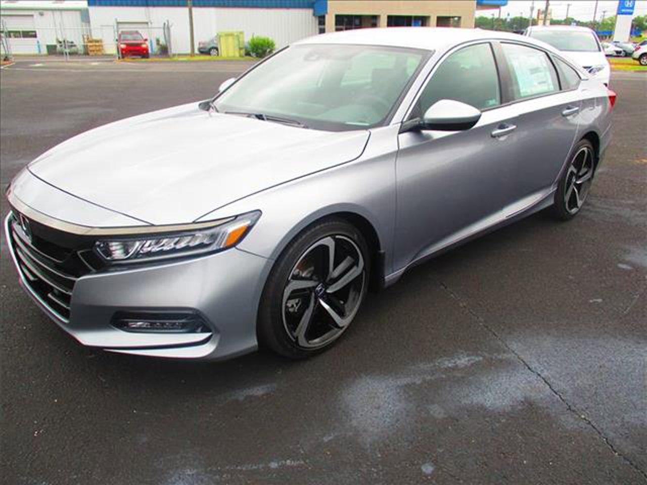 New 2020 Honda Accord Sedan in Dothan, AL
