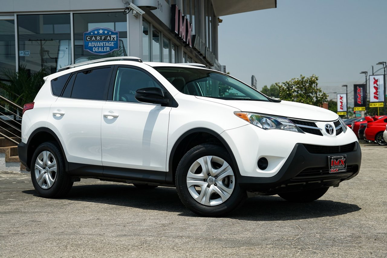 2015 Toyota RAV4 for sale near North Hollywood, CA serving
