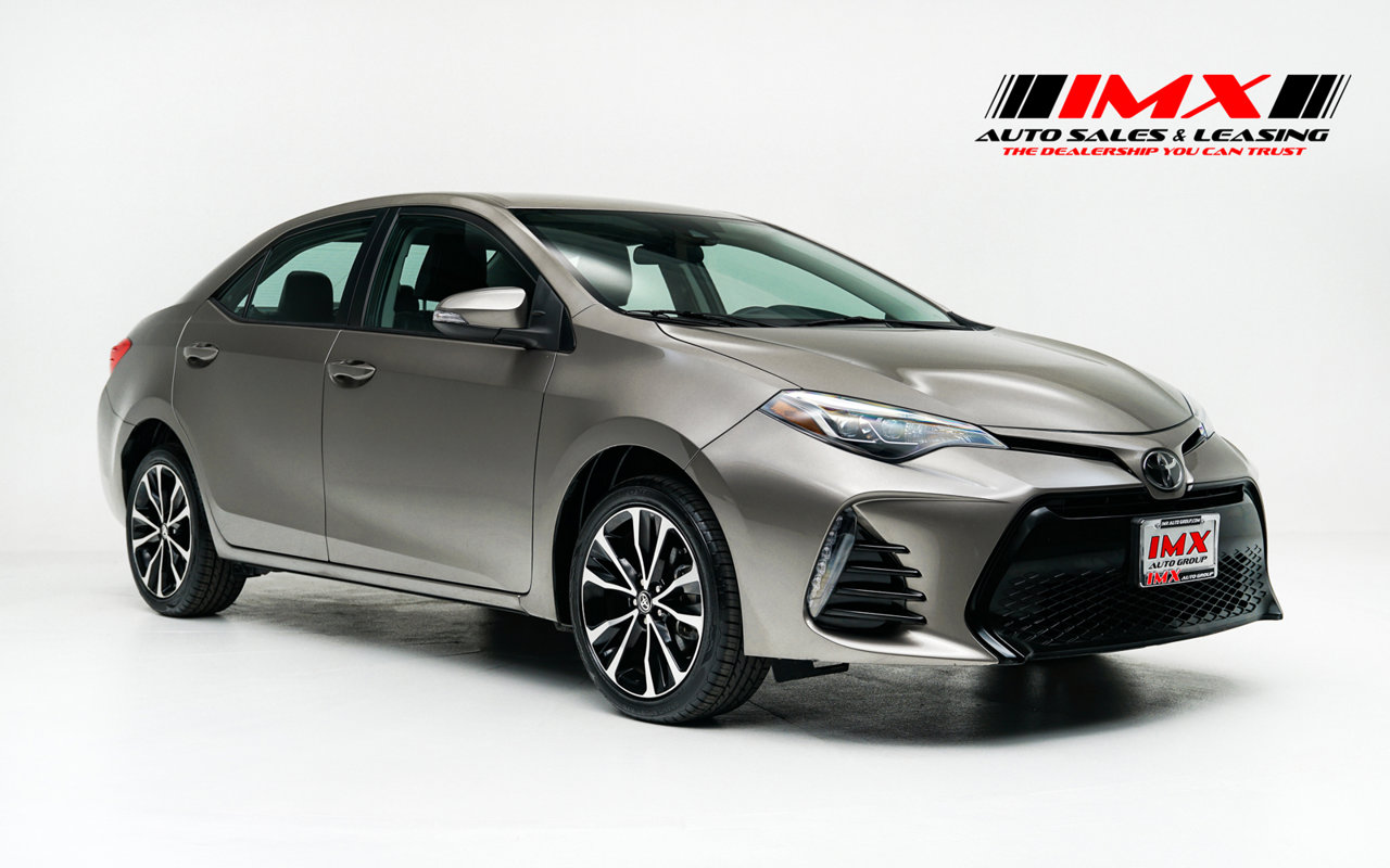 2018 Toyota Corolla SE SE CVT Regular Unleaded I-4 1.8 L/110 [1]