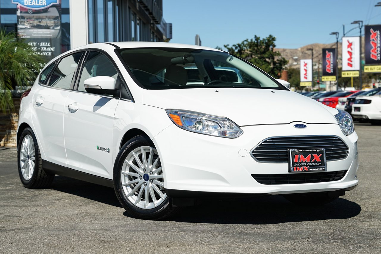 Used 2017 Ford Focus Electric Fwd Hatchback Mileage 1578 Mi Transmission Automaticstock No 224481