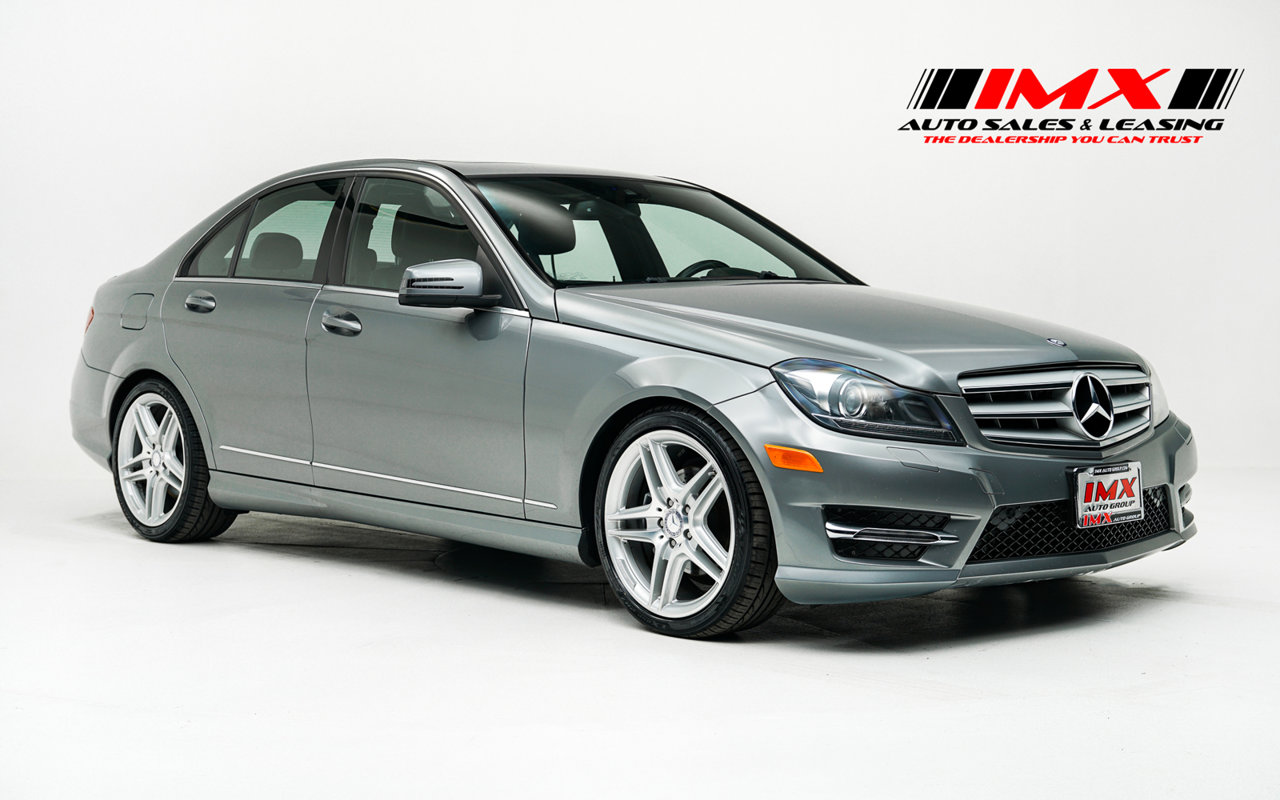 2013 Mercedes-Benz C-Class C 250 Sport 4dr Sdn C 250 Sport RWD Turbocharged Gas I4 1.8L/110 [5]