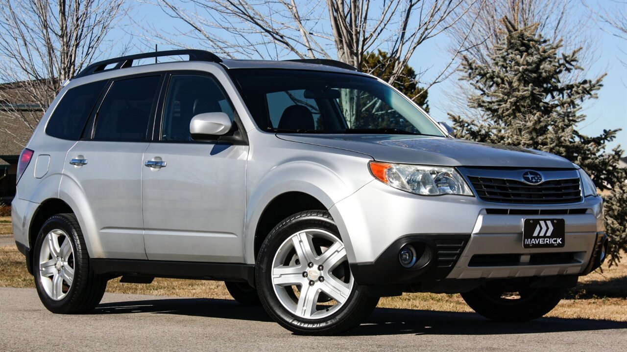 Used 2009 Subaru Forester in Boise, IDss