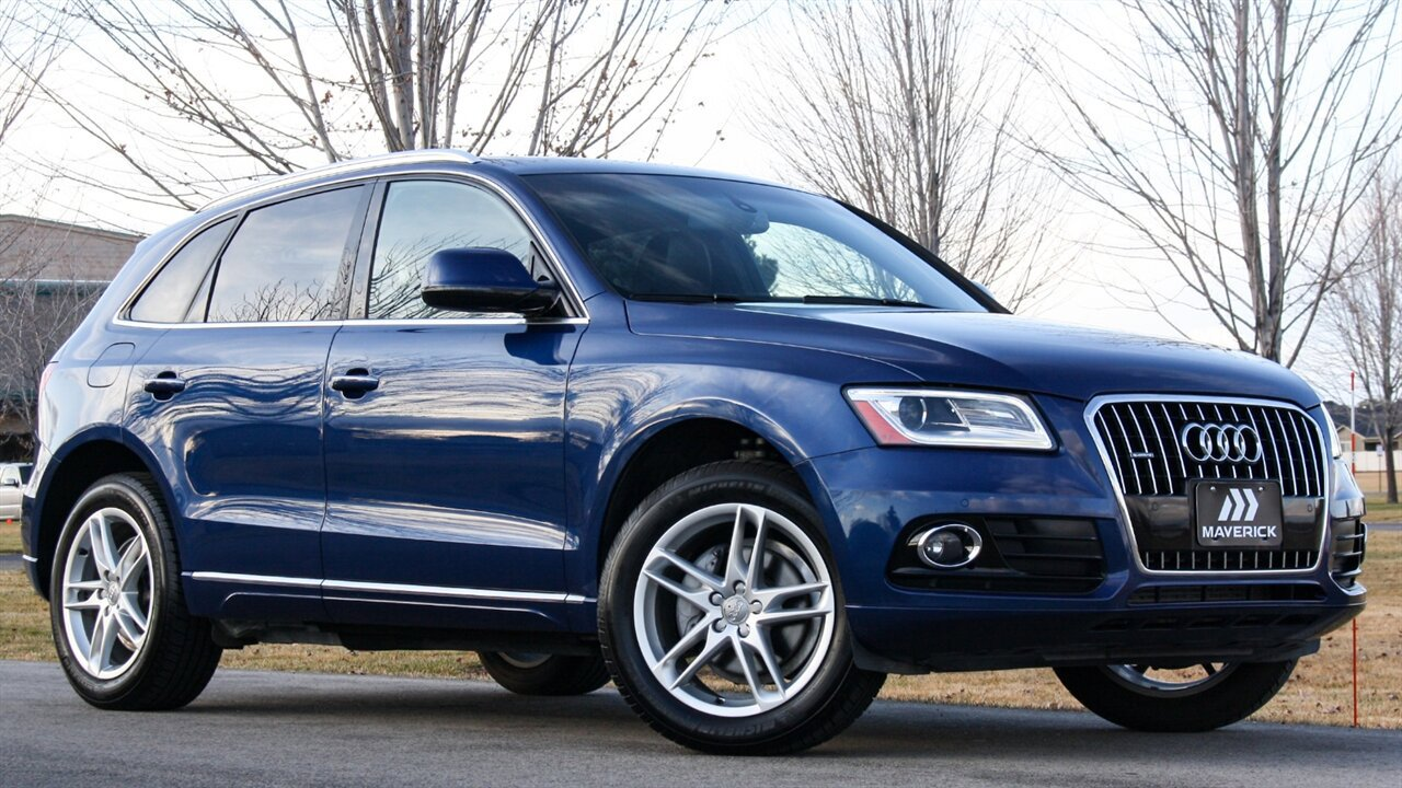 Used 2017 Audi Q5 in Boise, IDss