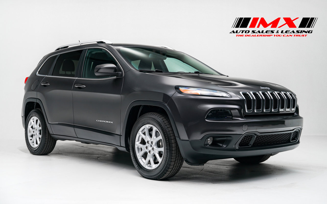 2015 Jeep Cherokee Latitude 4x4 4WD 4dr Latitude Regular Unleaded V-6 3.2 L/198 [1]