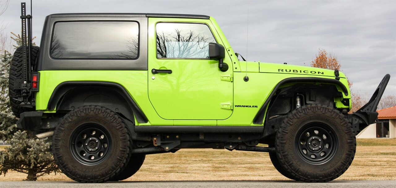 Used 2012 Jeep Wrangler in Boise, IDss