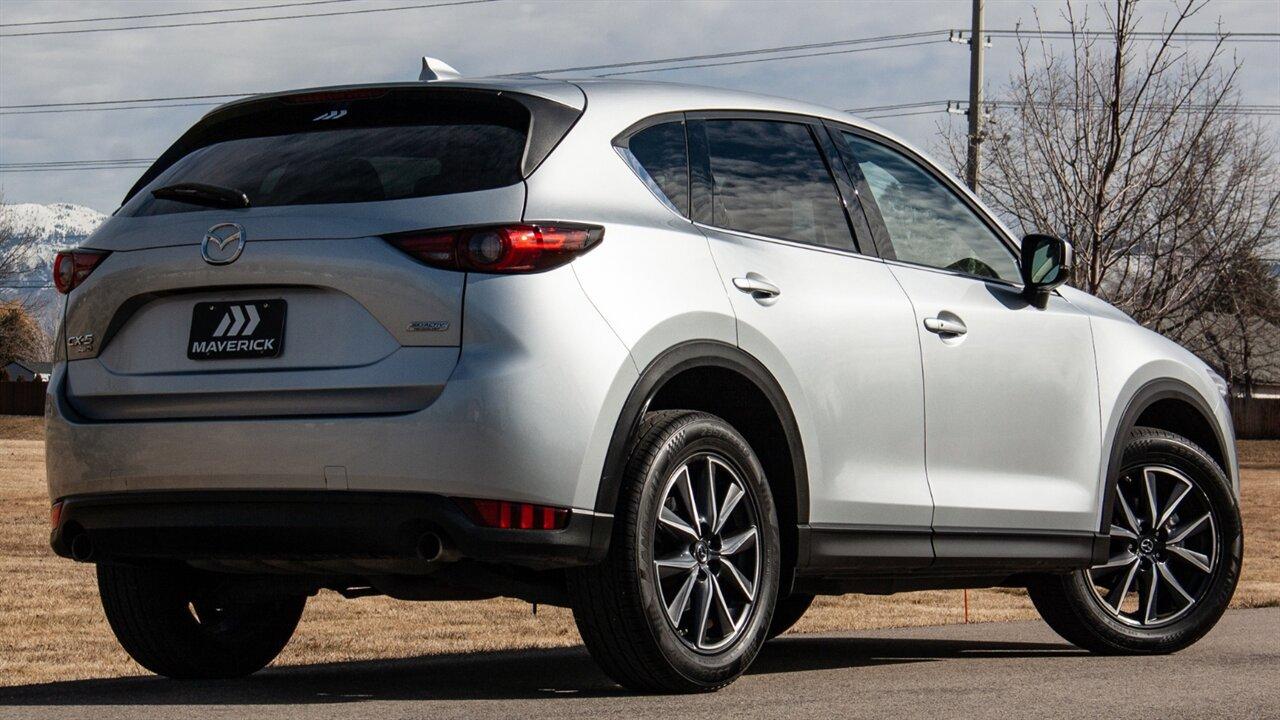 Used 2018 Mazda CX-5 in Boise, IDss