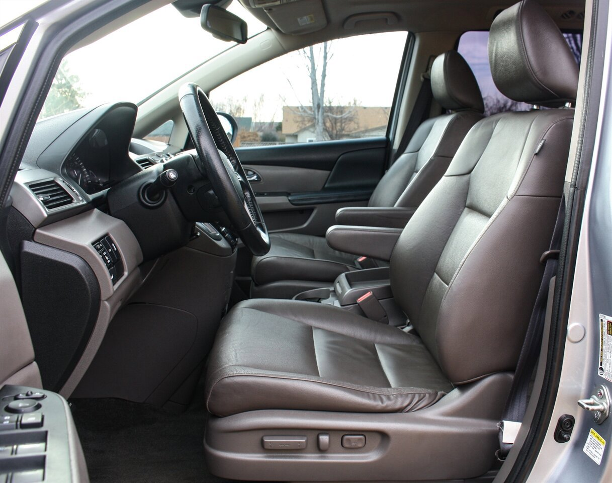 Used 2016 Honda Odyssey in Boise, IDss