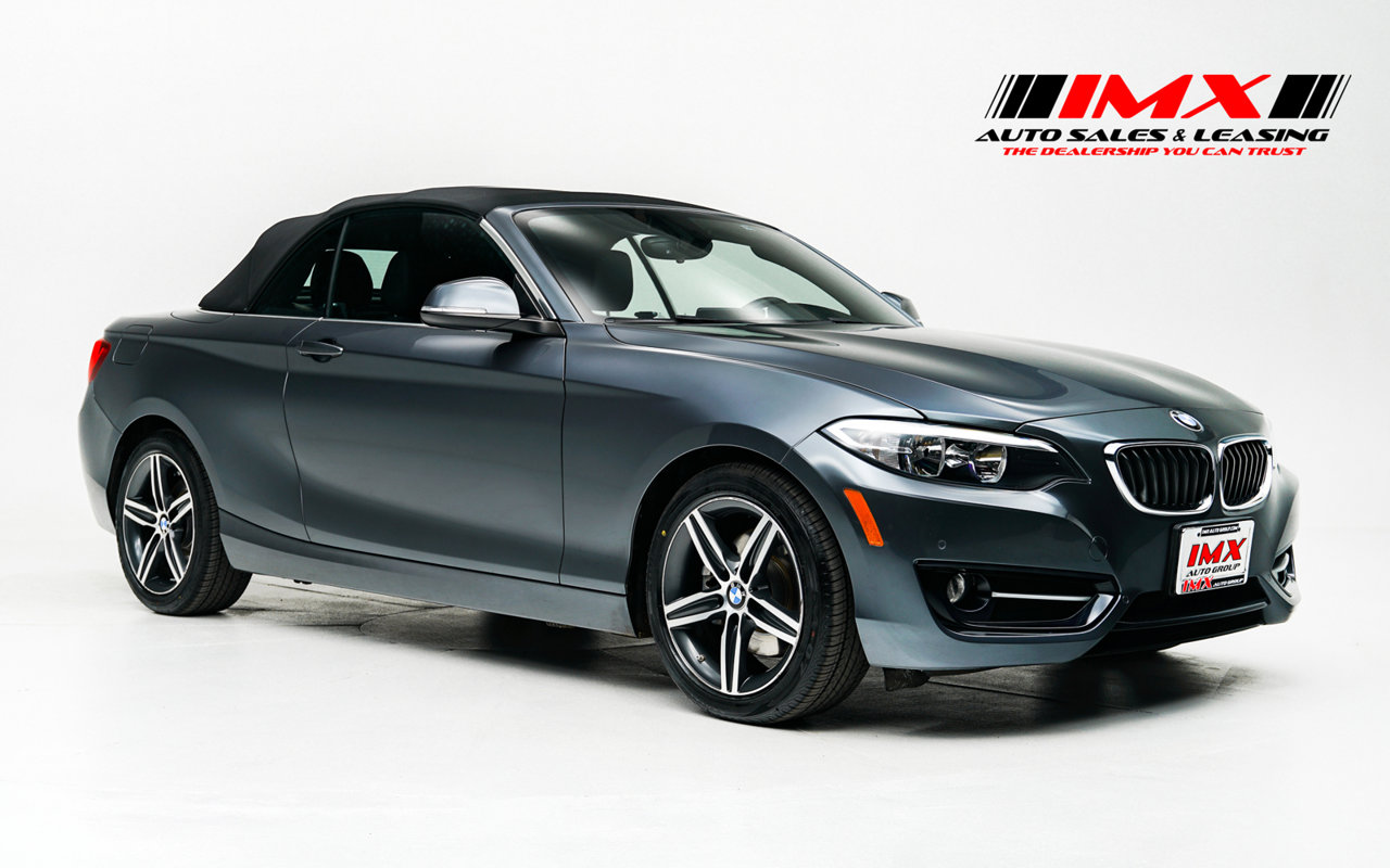 2017 BMW 2 Series 230i 230i Convertible Intercooled Turbo Premium Unleaded I-4 2.0 L/122 [0]