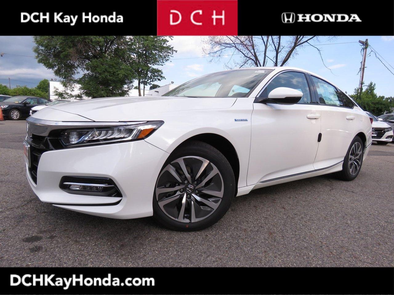 New 2020 Honda Accord Hybrid in Eatontown, NJ