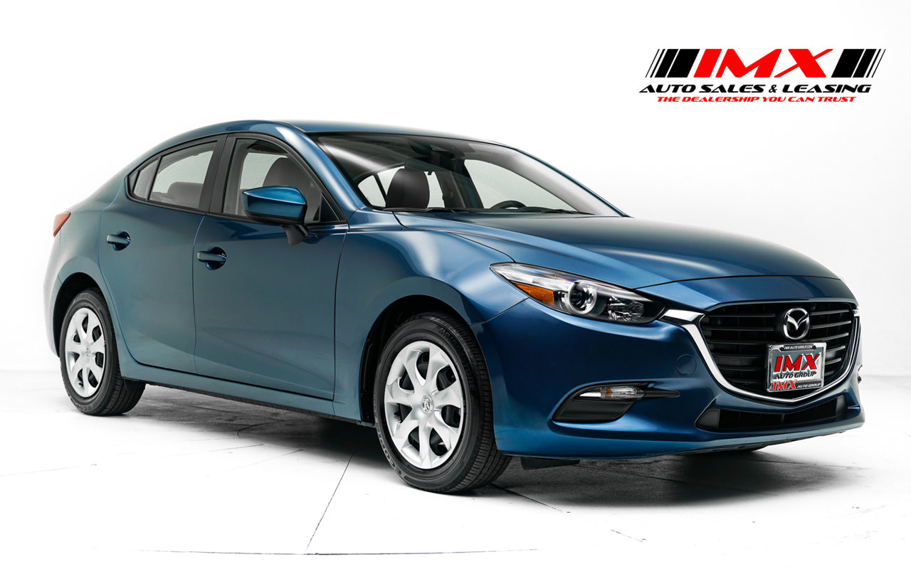2018 Mazda 3 4-Door Sport Sport Auto Regular Unleaded I-4 2.0 L/122 [28]