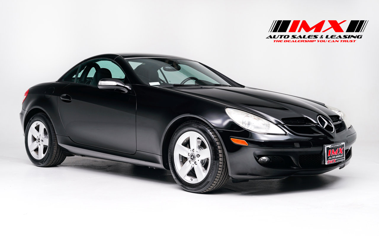 2008 Mercedes-Benz SLK-Class 3.0L 2dr Roadster 3.0L Gas V6 3.0L/183 [2]
