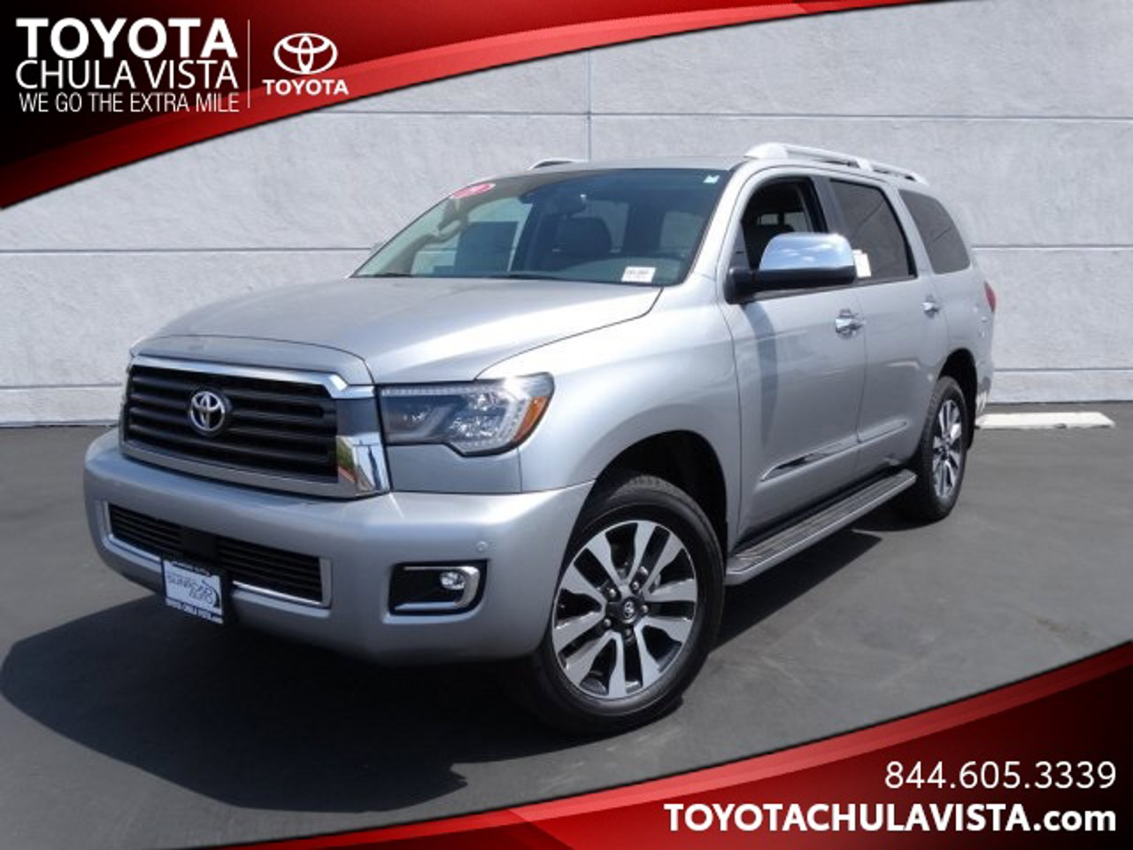 2019 Toyota Sequoia Limited 5TDJY5G14KS173075 | Toyota Chula ... on mercury sable wiring harness, dodge journey wiring harness, hyundai veloster wiring harness, honda s2000 wiring harness, audi a4 wiring harness, infiniti g35 wiring harness, jeep grand wagoneer wiring harness, dodge ram 1500 wiring harness, jeep patriot wiring harness, hummer h2 wiring harness, pontiac aztek wiring harness, ford edge wiring harness, dodge dakota wiring harness, honda fit wiring harness, datsun 510 wiring harness, suzuki grand vitara wiring harness, kia sportage wiring harness, chevy silverado wiring harness, buick enclave wiring harness,