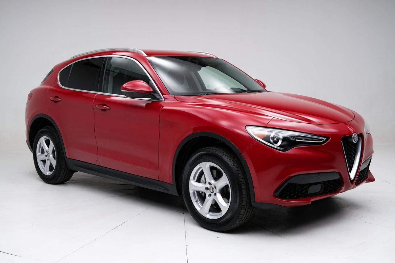 2020 Alfa Romeo Stelvio RWD Intercooled Turbo Premium Unleaded I-4 2.0 L/122 [4]