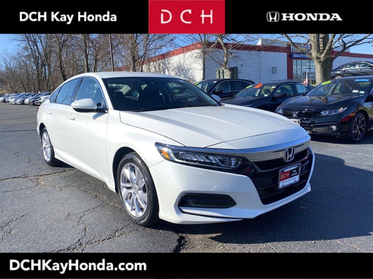 Used 2018 Honda Accord Sedan in Eatontown, NJ